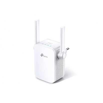 TP-LINK AC1200 Dual Band Wireless Wall Plugged Range Extender MediaTek 867Mbps at 5GHz + 300Mbps at 2.4GHz 802.11ac/a/b/g/n 1 10/100