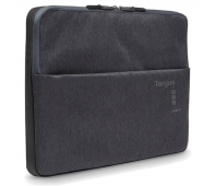 "Targus 360 Perimeter 15.6"" Laptop Sleeve Charcoal Grey"