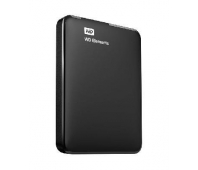 WD Elements 1TB HDD USB3.0 Portable 2,5inch RTL extern RoHS compliant Low cost black