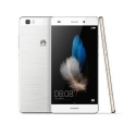 "Huawei Ascend P8 Lite - Android smartphone - dual-SIM - 4G HSPA+ - 16 GB + microSDHC slot - GSM - 5"" - 1280 x 720 pixels - IPS - 13 Mpix ( 5Mpix front camera ) - Android - white"