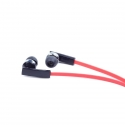 Gembird Earphones with microphone and volume control, ''Porto''