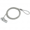 Gembird Cable lock for notebooks (4-digit combination) LK-CL-01
