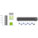 Edimax Switch ES-3308P Unmanaged, Desktop, 10/100 Mbps (RJ-45) ports quantity 8, Power supply type Single