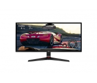 Monitorius LG LCD 29UM69G-B 29'' IPS, 2560 x 1080, 5ms, HDMI, DP, USB, juodas