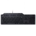 Keyboard : Russian (QWERTY) Dell KB-522 Wired Business Multimedia USB Keyboard Black (Kit) for Windows 8