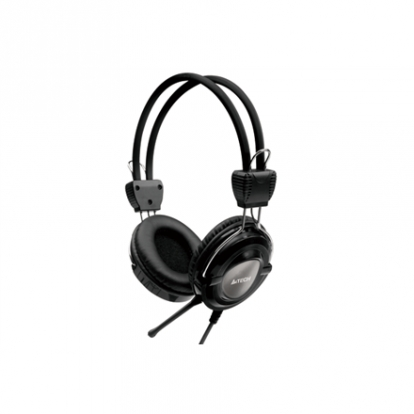 A4Tech Headset HS-19-1, 3.5mm, Built-in microphone