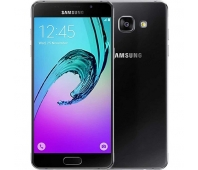 "Samsung Galaxy A5 (2016) SM-A510F Black, 5.2 "", Super AMOLED, 1920 x 1080 pixels, Qualcomm Snapdragon, 615, Internal RAM 2 GB, 16 GB, microSD, up to 256 GB, Single SIM, Nano-SIM, 3G, 4G, Main camera 13 MP, Second camera 5 MP, Android, 5.1.1, 2900 mAh, Warranty 24 month(s)"