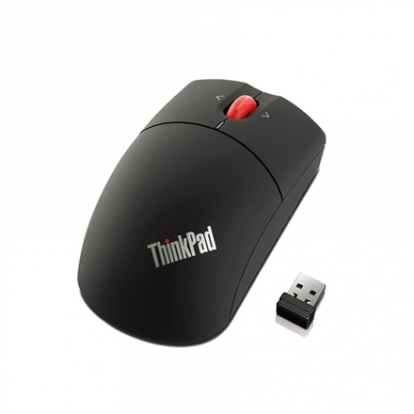 Lenovo ThinkPad Essential Mouse Wireless, Black, Wireless connection, Optical, No, Yes