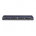 Netgear ProSafe 16-Port Gigabit Desktop Switch Metal (GS116GE)