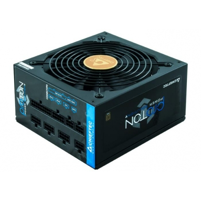 Power Supply|CHIEFTEC|750 Watts|Efficiency 80 PLUS BRONZE|PFC Active|BDF-750C