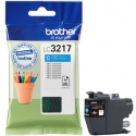 BROTHER LC-3217C Ink Cyan (550 pages)