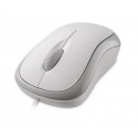Microsoft 4YH-00008 Basic Optical Mouse for Business 1.83 m, White, USB