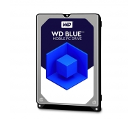HDD WD Blue, 2.5'', 1TB, SATA/600, 5400RPM, 8MB cache, 7mm