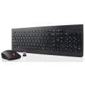 LENOVO Essential Wireless Keyboard and Mouse Combo U.S. English with Euro symbol