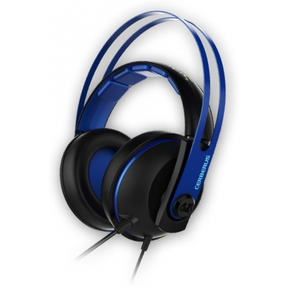 """Asus CERBERUS V2 90YH016B-B1UA00 Blue, Built-in microphone, 3.5 mm(1/8"""") connector Audio/mic combo"""