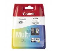 Canon PG-540/CL-541 Multipack Ink Cartridge, Black, Cyan, Magenta, Yellow