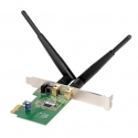Edimax Wireless 802.11b/g/n 300Mbps PCIe , low profile bracket incl., PCI Expres