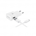 TA20EWEC Travel fast charger USB Type-C 2A (White)