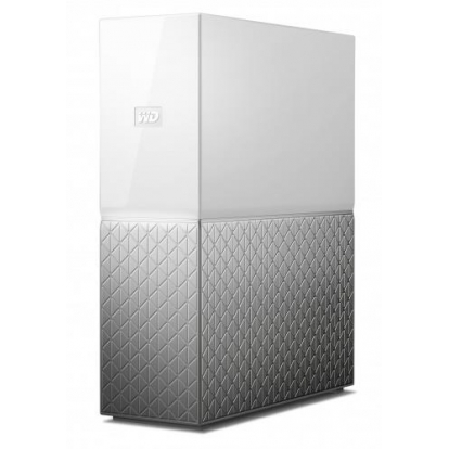 WD My Cloud Home 2TB NAS Personal Cloud Storage Ethernet USB3.0 Retail External