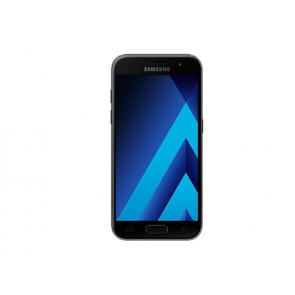 Smartphone | SAMSUNG | Galaxy A3 (2017) | 16 GB | Black | WiFi | 3G | LTE | OS Android 6.0 | Screen 4.7"