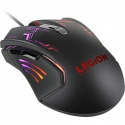 Lenovo Mouse Legion M200 Wired, No, No, RGB Gaming Mouse, Black