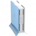 MikroTik RB941-2nD-TC hAP Lite Access Point Wi-Fi, 802.11b/g/n, 2.4 GHz, Web-based management,