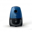 Philips PowerGo vacuum cleaner FC8245/09 Bagged, Blue, 750 W, 3 L, AAA, A, D, A, 77 dB,