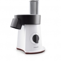 Philips Viva Collection SaladMaker HR1388/80 200 W 6 discs Direct to bowl, pot and wok XL Julienne disc for fries