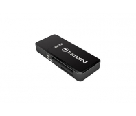 MEMORY READER FLASH USB3 BLACK/TS-RDF5K TRANSCEND