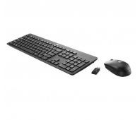 HP Slim Wireless KB and Mouse Europe - English localization