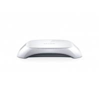 TP-LINK 300Mbps Wireless N Router Broadcom 2T2R 2.4GHz 802.11n/g/b Built-in 4-port Switch Internal antenna