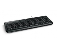 MS WIRED KEYBOARD 600 USB BLACK RU