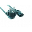 CABLE POWER EU 1.8M 6A/PC-186 GEMBIRD