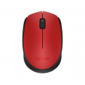 Logitech Wireless Mouse M171 RED-K