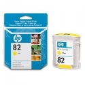 HP no.82 Ink Cart. Yellow (69ml)