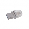 KINGSTON 32GB DT microDuo 3C USB3.0/3.1 + Type-C flash drive