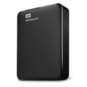 WD Elements 2TB HDD USB3.0 Portable 2,5inch RTL extern RoHS compliant Low cost black