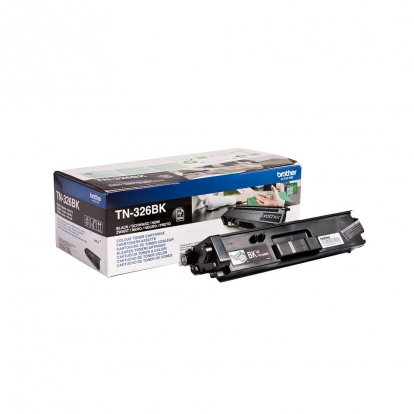 Toneris Brother TN326BK Black | 4000 pgs | HL-L8250CDN
