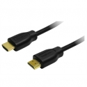 LOGILINK CH0038 LOGILINK - Cable HDMI - HDMI 1.4, version Gold, lenght 3m