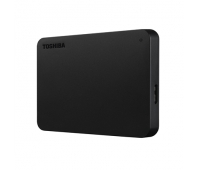 "Toshiba Canvio Basics HDTB410EK3AA 1000 GB, 2.5 "", USB 3.0, Black"