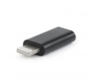 GEMBIRD A-USB-CF8PM-01 Gembird USB Type-C adapter (CF/8 pin M), black