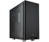 PC korpusas Corsair Carbide Series 275R ATX Mid-Tower, Tempered Glass, Juodas
