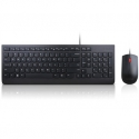 LENOVO KB MICE ESSENTIAL WIRED COMBO US ENGLISH WITH EURO SYMBOL