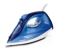 Philips Steam iron GC2145/20 2100W, ceramic, 30g/min, 270ml watertank, Blue COLOR