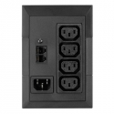 UPS|EATON|360 Watts|650 VA|LineInteractive|Desktop/pedestal|5E650IUSB