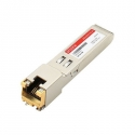 1000BASE-T SFP transceiver module for Category 5 copper wire spare