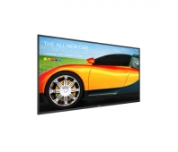 "Philips Signage 43"" Direct LED Display, HTML5 browser, MVA,H=1%, D-LED, 1920x1080p, 350cd/m2, 500000:1"