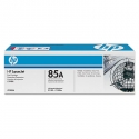 Toneris HP 85A black dual pack