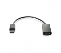 HP DisplayPort To HDMI True 4k Adapter