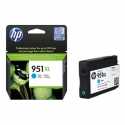 HP 951XL ink cyan OJ Pro 8600 8600plus 8100